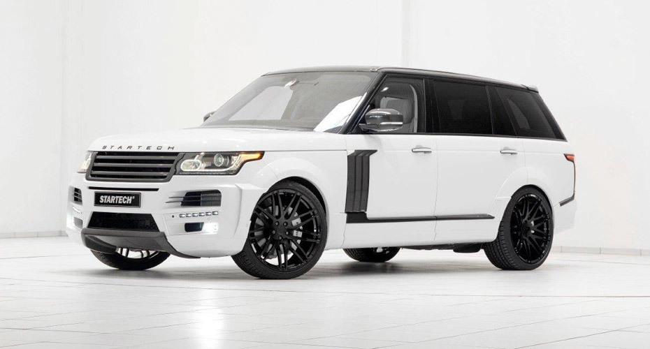 Обвес Startech Widebody для Range Rover Vogue 4 Копия