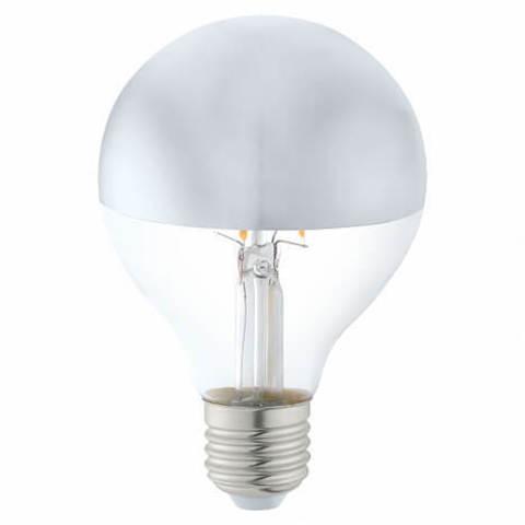 Лампа  светодиодная Eglo LED LM-LED-E27 1X6W Lm 2700K  11613