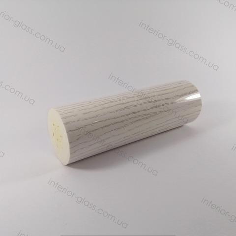Поручень ПВХ 4 метра ST-458-1 дуб белый
