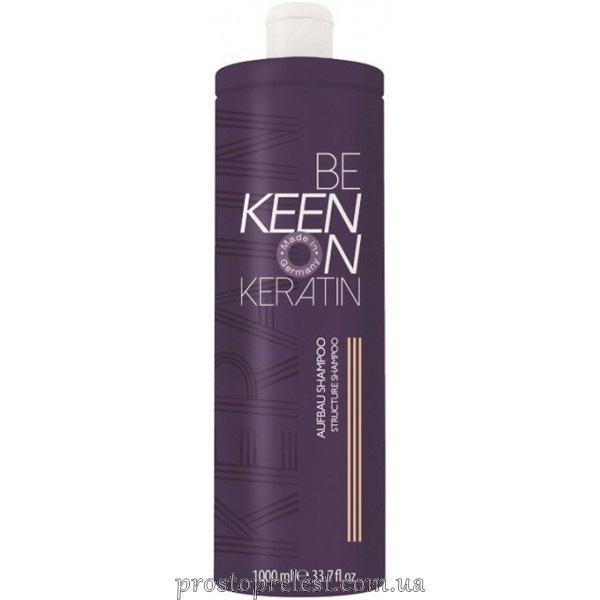 Keen Keratin Repair Shampoo - Відновлюючий шампунь 1000мл