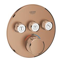 Термостат для душа встраиваемый на 3 потребителя Grohe Grohtherm SmartControl 29121DL0 фото