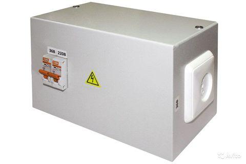 ЯТП-0,4 220/12-2авт. TDM