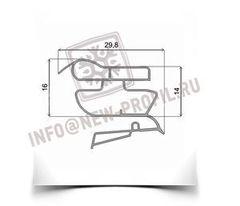 Уплотнитель для холодильника Индезит Indesit GSF 4120 (морозильная камера) Размер 78*48 см Профиль 022