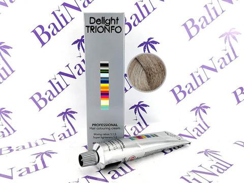 CONSTANT DELIGHT TRIONFO 10-29 стойкая крем-краска для волос Светлый блондин пепельно-фиолетовый, 60 мл