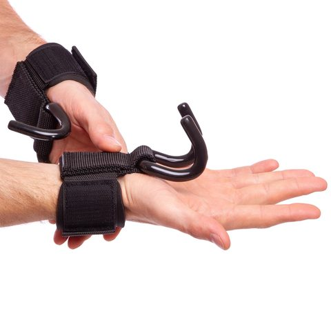 Крюк-ремни атлетические
