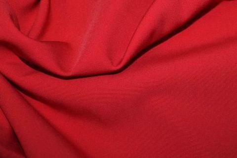 Ткань Барби - красная