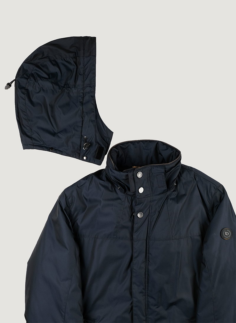 Куртка Bugatti с капюношом 69024-672113-380
