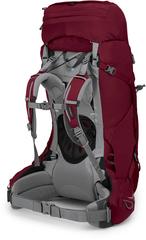 Рюкзак женский туристический Osprey Ariel 65 Claret Red - 2