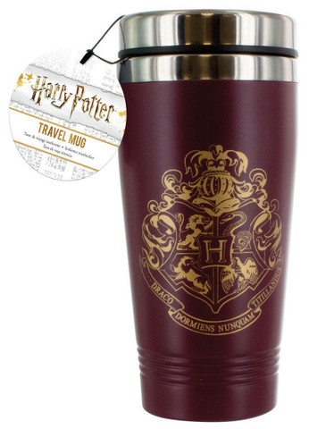Кружка-термос Harry Potter. Hogwarts (450ml) || Хогвартс
