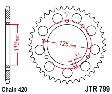 JTR799