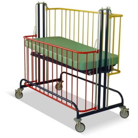 Кровать медицинская детская КМД-ТС 03