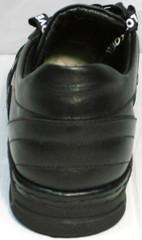 Кроссовки черные женские Rifelini by Rovigo 121-1 All Black