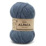 Пряжа Drops Alpaca 6309 голубой джинс