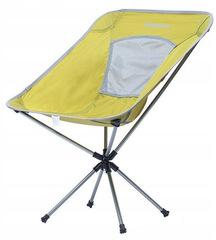 Кресло кемпинговое Kingcamp Rotation Packlight Chair (55Х58Х38/70) желто-зеленый