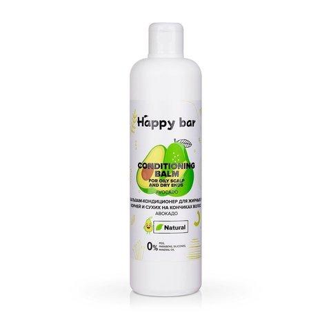 HB Бальзам-кондиционер для жирных у корней и сухих на кончиках волос