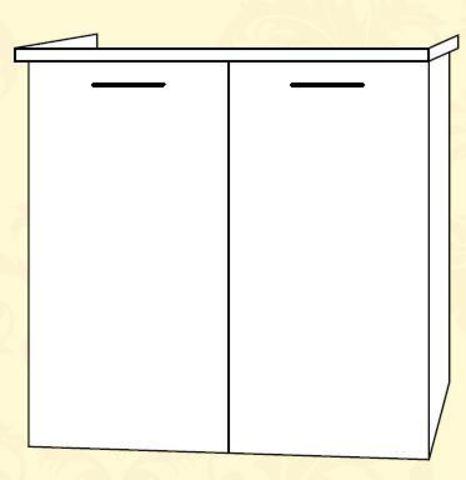 ШНМ 800 Шкаф нижний мойка