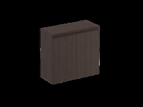 МК 311 ДА Шкаф для документов низкий закрытый