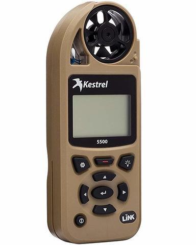 Ветромер Kestrel 5500 LINK Tan флюгер в комплекте (0855LVTAN)