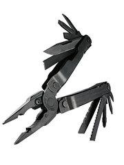 Мультитул Leatherman SuperTool 300, 19 функций, черный, нейлоновый чехол