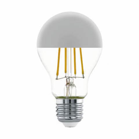 Лампа LED филаментная прозрачная Eglo CLEAR LM-LED-E27 7W 806Lm 2700K A60 11834