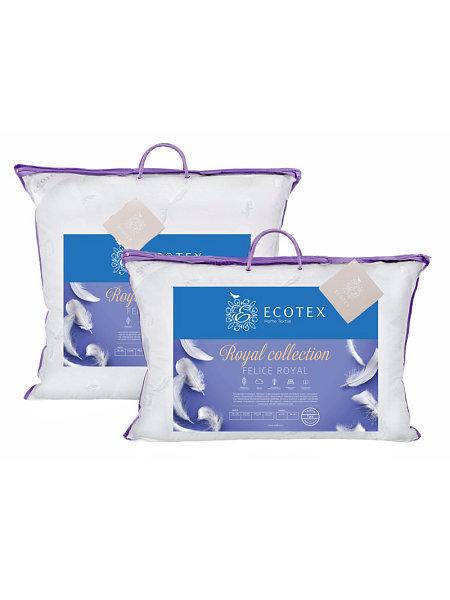 Подушка Ecotex Пух