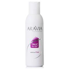 ARAVIA Professional, Тальк без отдушек и химических добавок, 300 мл
