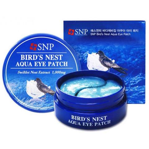 SNP Гидрогелевые патчи для глаз с экстрактом ласточкиного гнезда Bird's Nest Eye Patch 60 шт.