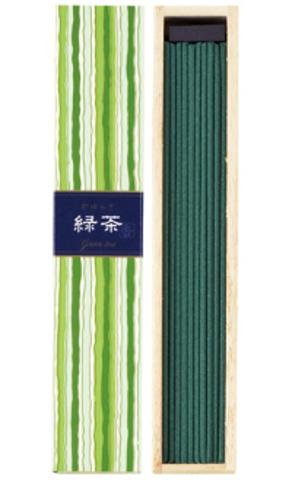 Японские благовония KAY Green tea 40 шт