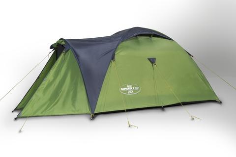 Палатка EXPLORER 2 AL (цвет green)