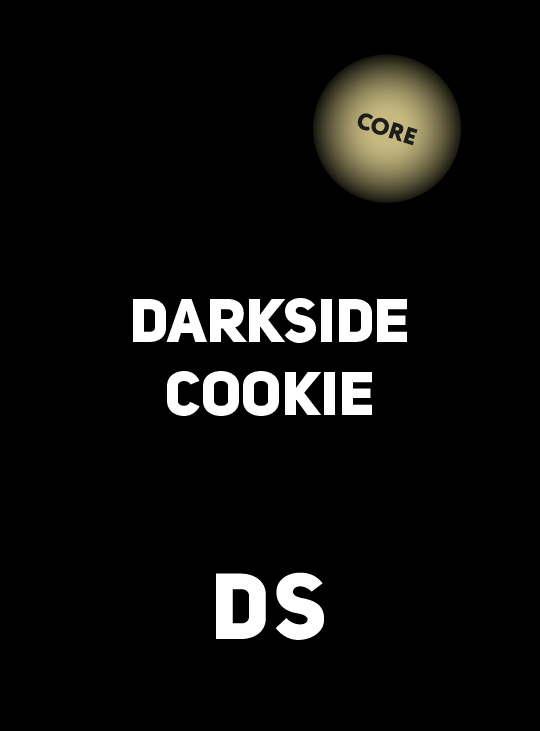 Аксессуар DS CORE DARKSIDE COOKIE 100