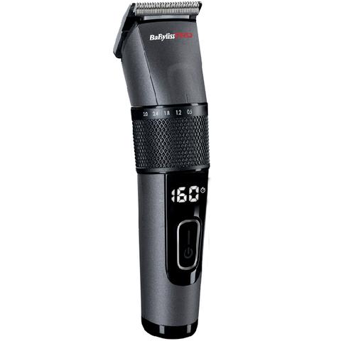 Машинка для стрижки BaByliss Pro Cut Define+, 0,6 -3 мм, аккум/сетевая, 8 насадок