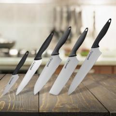 Набор из 5 кухонных ножей Samura GOLF