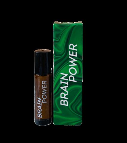 Масло-роллер для тела «BRAIN POWER» 10мл  PAVELENA X RANI ROYAL COMPANY