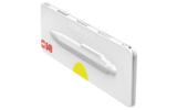 Carandache Office CLASSIC yellow (M) чернила: синий металл в подарочной коробке (849.010_MTLGB)