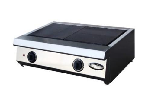 Настольная плита Grill Master Ф2ЖТЛпэ, 680x480x240, ( 6 кВт, 2 переключателя 4 позиции, 220/380 )