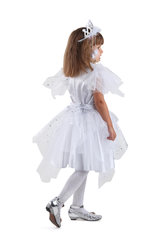 Аренда платье Снежинки для девочки - Магазин