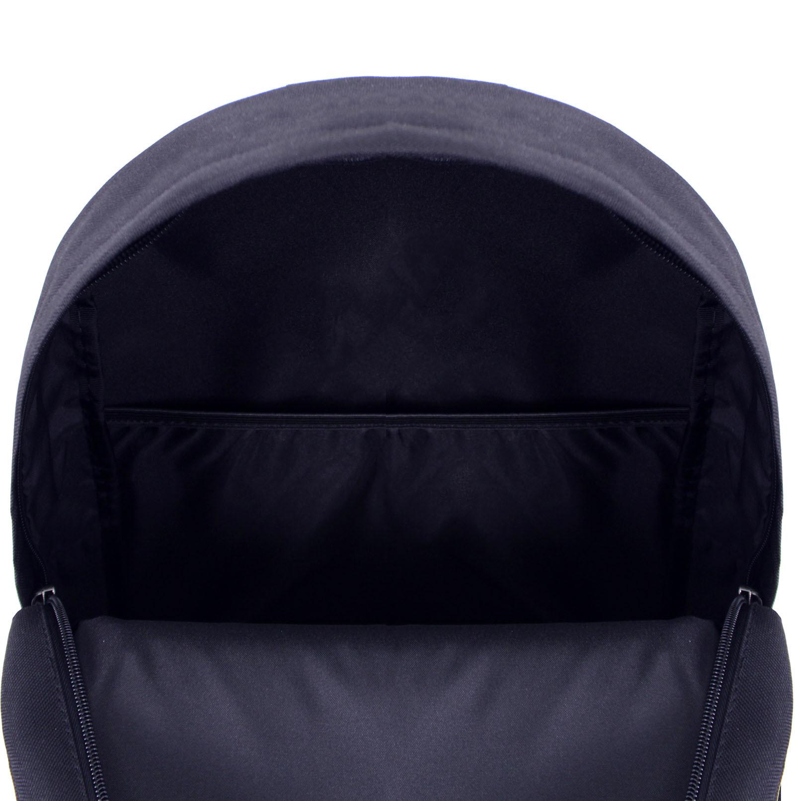 Рюкзак Bagland Молодежный W/R 17 л. черный/камуфляж (00533662) фото 5