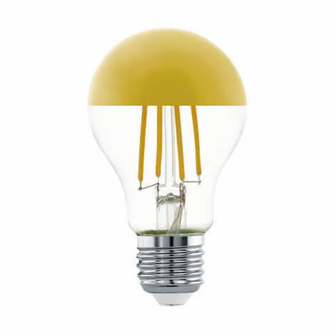 Лампа LED филаментная прозрачная Eglo CLEAR LM-LED-E27 7W 806Lm 2700K A60 11835