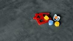 Виниловая плитка ПВХ  Alpine Floor Grand Stone Вулканический Песок ECO 8-5