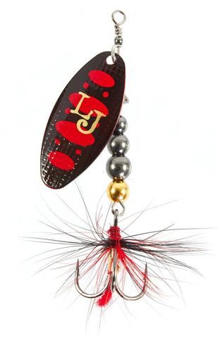 Блесна вращающаяся LUCKY JOHN Shelt Blade №2, 9 г, цвет 009, арт. LJSB02-009