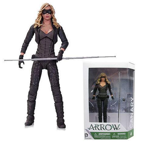 Стрела фигурка Канарейка — Arrow TV Black Canary