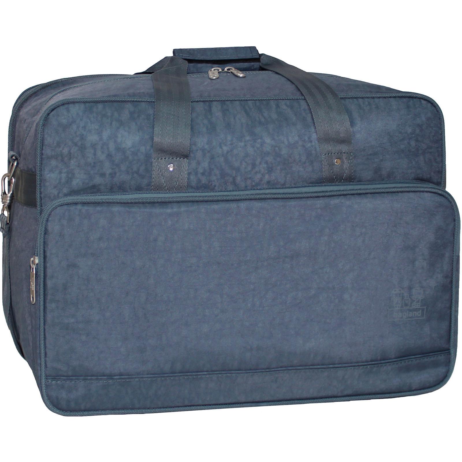 Дорожные сумки Дорожная сумка Bagland Рига 36 л. 321 серый (0030370) IMG_3193.JPG