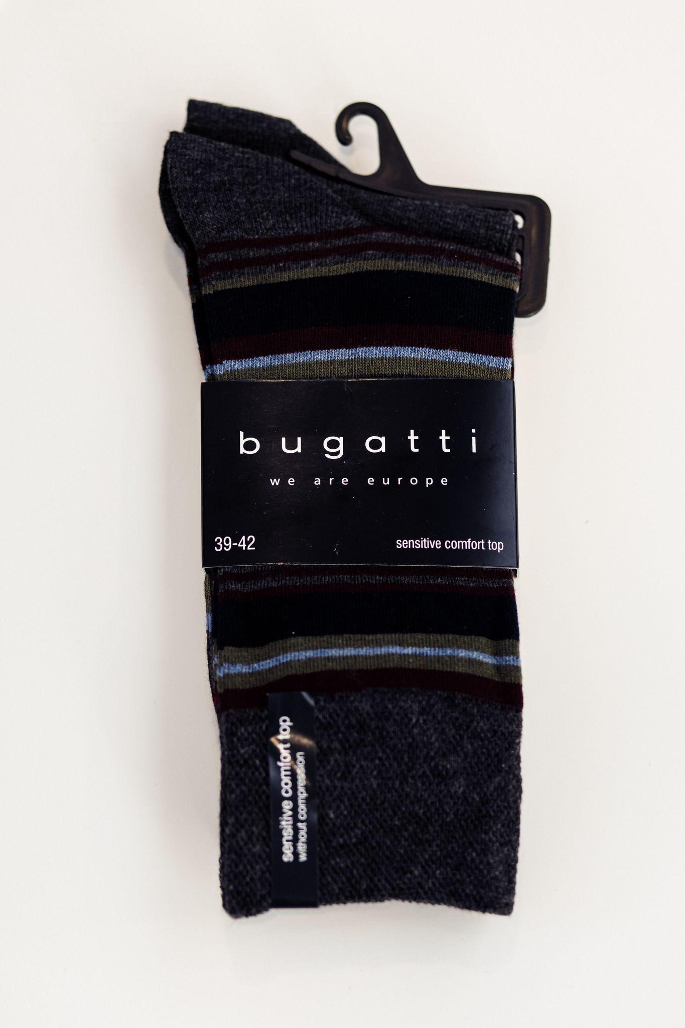 Bugatti Набор носков с комфортной резинкой