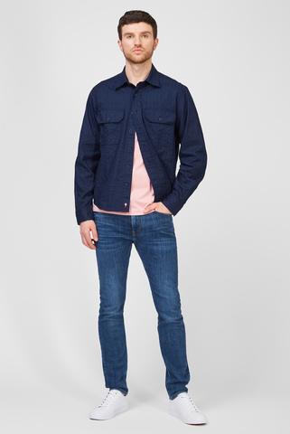Мужские синие джинсы CORE SLIM BLEECKER OREGON Tommy Hilfiger
