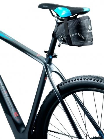 Картинка велосумка Deuter Bike Bag II black - 1