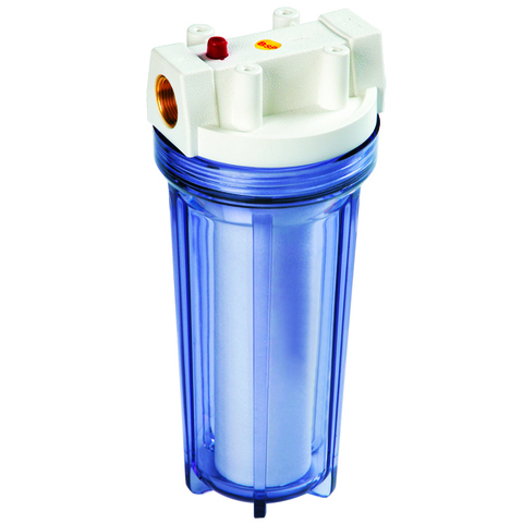 Фильтр механической очистки Raifil PS891C1-W12-PR-BN для предочистки холодной воды