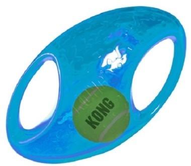 Игрушки Игрушка для собак KONG Джумблер Регби L/XL 23 см синтетическая резина 9aa4e5e8-5916-11e4-87a4-001517e97967_3.jpg