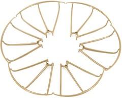 Защита лопастей (золотой) для квадрокоптера MJX X601H - MJX-601H05