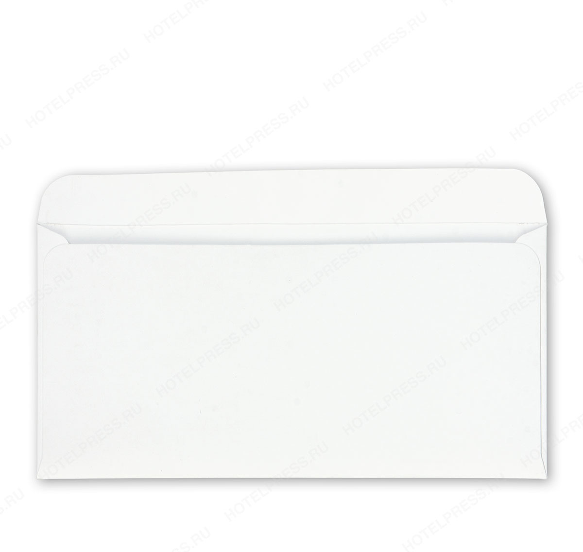 Фирменный дизайнерский конверт с полноцветной печатью