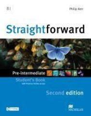 Straightforward 2nd Edition Pre Intermediate St...